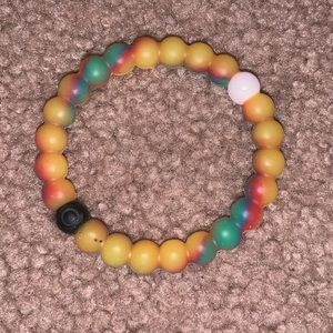 Lokai Rainbow Make a Wish Bracelet